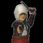 L'avatar di pressofuso