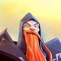 Ubi-Redbeard