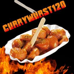 Currywurst120